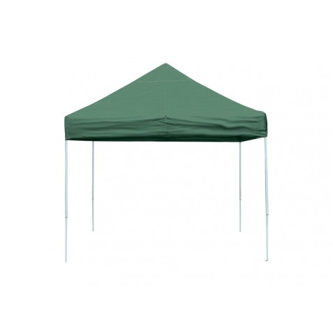 Shelter Logic 10x10 Pop-up Canopy - Green (22563)