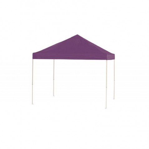 Shelter Logic 10x10 Pop-up Canopy - Purple (22703)