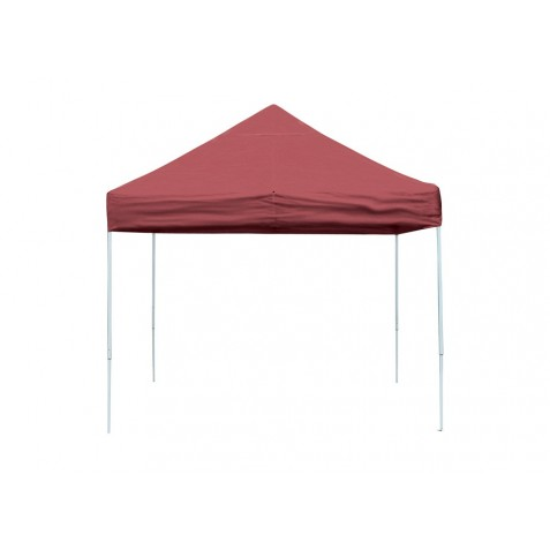 Shelter Logic 10x10 Pop-up Canopy Kit - Red (22561)
