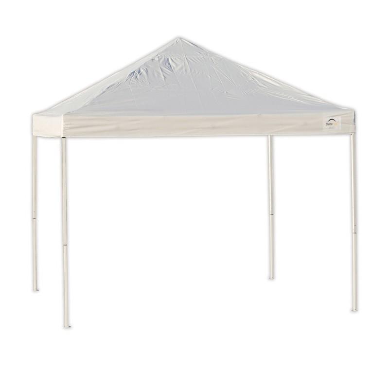 Shelter Logic 10x10 Pop-up Canopy Kit - White (22586)