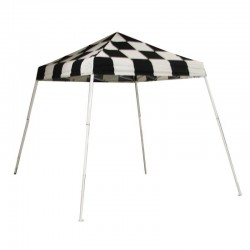 Shelter Logic 8'x8' Pop-up Canopy Kit - Checkered Flag (22579)