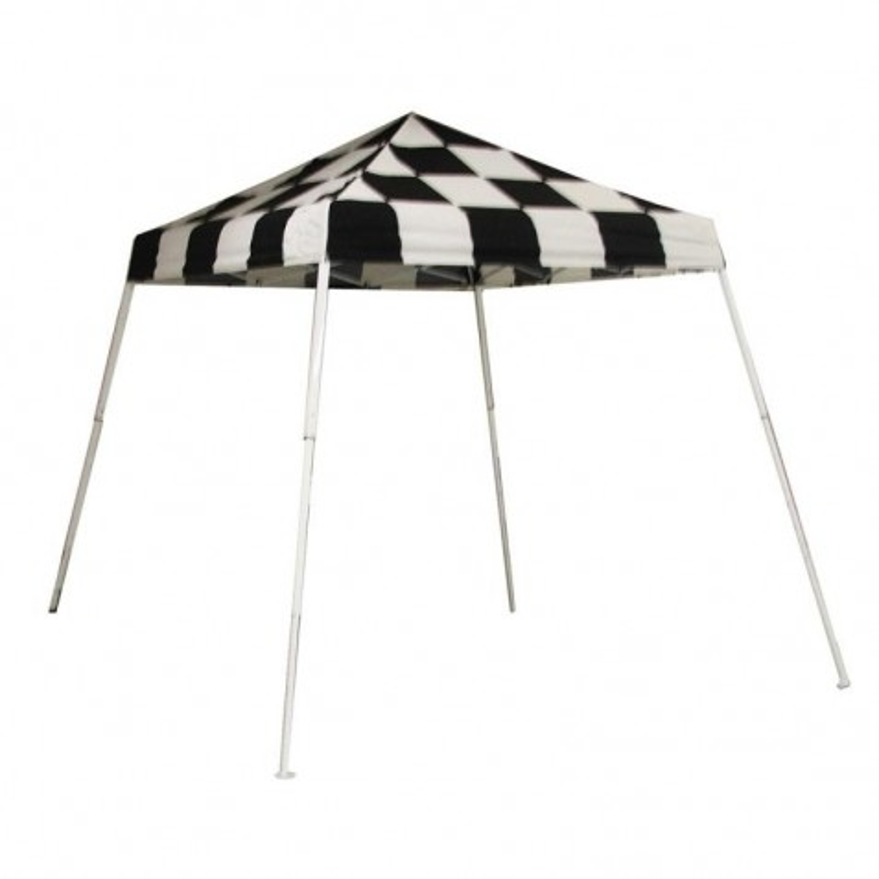Shelter Logic 8'x8' Pop-up Canopy Kit - Checkered Flag (22579)