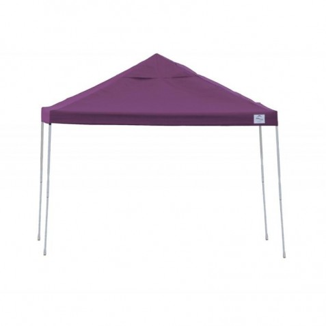 Shelter Logic 12'x12' Pop-up Canopy Kit - Purple (22707)