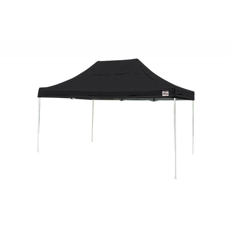 Shelter Logic 10x15 Pop-up Canopy - Black (22553)