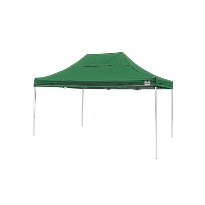 Shelter Logic 10x15 Pop-up Canopy Kit - Green (22552)