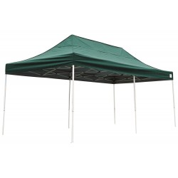 Shelter Logic 10x20 Pop-up Canopy - Green (22582)