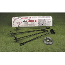 Arrow Shed Earth Anchor Kit (AK4)