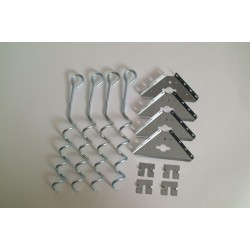 Arrow Shed Earth Anchor Kit (AK600)