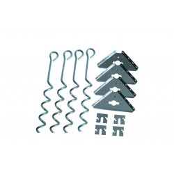Arrow Storage Sheds Corkscrew Anchor Kit (AK600)