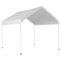 Shelter Logic 10x10 Canopy Kit - White (23521)