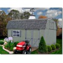 Best Barns Meadowbrook 12x10 Wood Storage Shed Kit (meadowbrook_1012)
