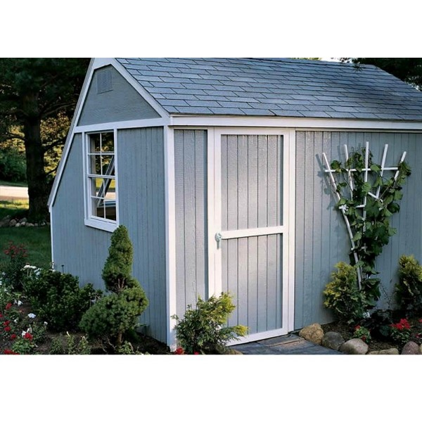 Handy Home Phoenix 8x10 Solar Shed Greenhouse Kit 18147 4