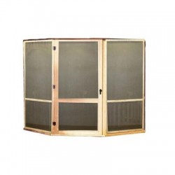 Handy Home 12 ft. San Marino Screens with Door Kit (19936-3)