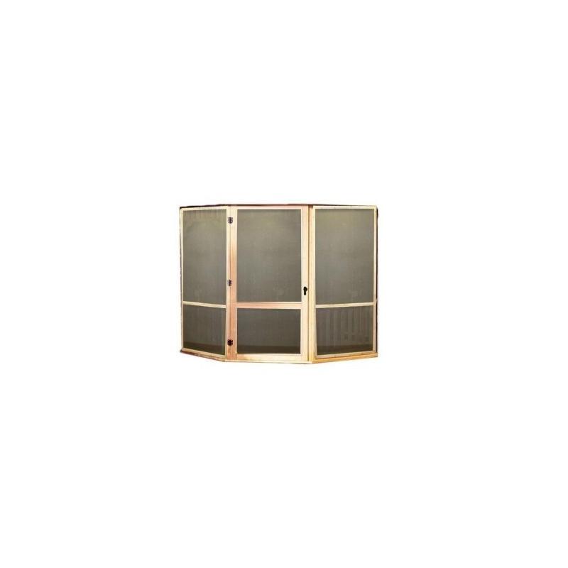 Handy Home 12 ft. San Marino Screens with Door Kit (19936-3)