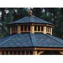 Handy Home 10ft San Marino Two Tier Roof Kit (19939-4)