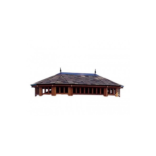 Handy Home 10x14 Monterey Two Tier Roof Kit 19560 0