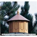 Handy Home 10ft Cupola Kit - Fits 10ft San Marino Gazebo (19921-9)