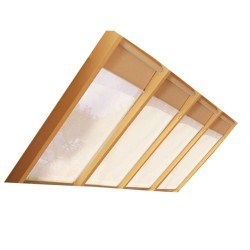 Handy Home Phoenix Solar Shades - Four Shades (18159-7)