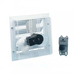 Handy Home Powered Fan with Thermostat (18153-5)