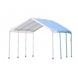 Shelter Logic 1020 Canopy -  White (23522)