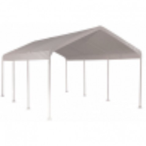 Shelter Logic 1020 Canopy - White (23571)