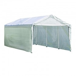 Shelter Logic 1020 Canopy - White (25775)