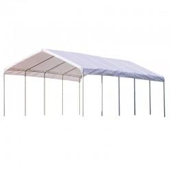 Shelter Logic 1230 Canopy Kit - White (25767)