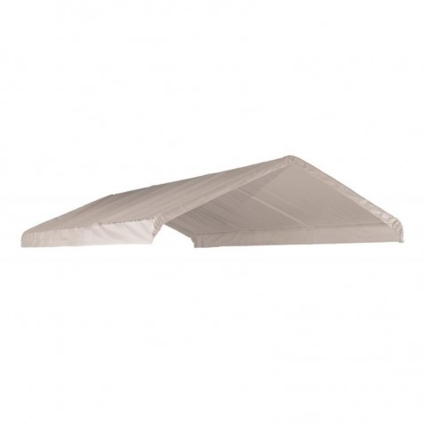 Shelter Logic 1220 Canopy Replacement Cover - White (10049)