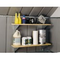 Arrow Shed Shelving System Kit (SS404)