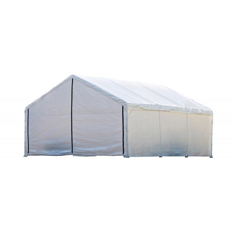 Shelter Logic 18x20 Canopy Enclosure Kit - White (26775)