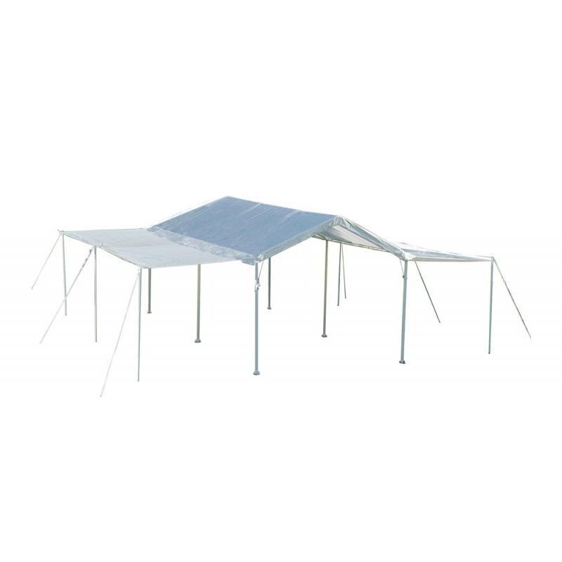 Shelter Logic 1020 Canopy Extension Kit - White (25730)