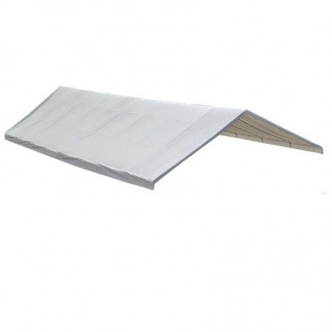 Shelter Logic 30x50 Canopy Replacement Cover Kit - White (27780)