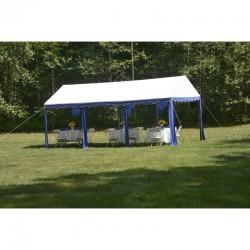 Shelter Logic 10x20 Party Tent Kit - Blue & White (25888)