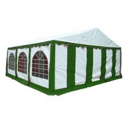 Shelter Logic Enclosure Kit for 20x20 Party Tent - Green & White (25929)