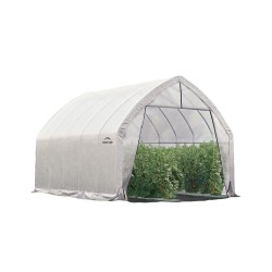 Shelter Logic 13x20x12ft Heavy Duty Greenhouse Kit - Zipper Door (70560)