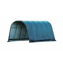 Shelter Logic 12x20x10 Round Style Shelter Kit - Green (51351)