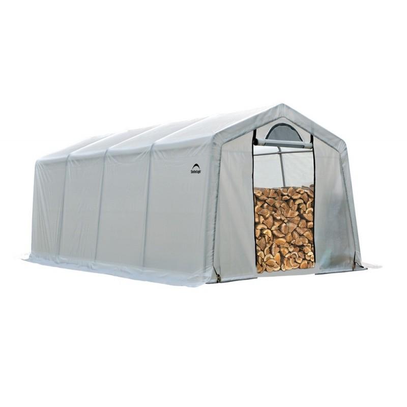 Shelter Logic 10x20x8 Seasoning Shed (90397)
