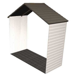 Lifetime 8' x 2.5' Expansion Kit for 8 ft Sheds (6422)