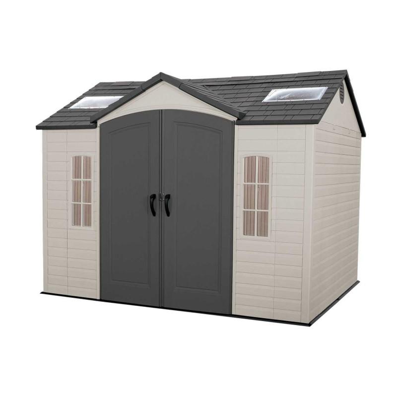 Lifetime 10' x 8' Garden Storage Shed Kit (60005)