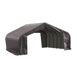 Shelter Logic 22x28x13 Peak Style Shelter Kit - Grey (82243)