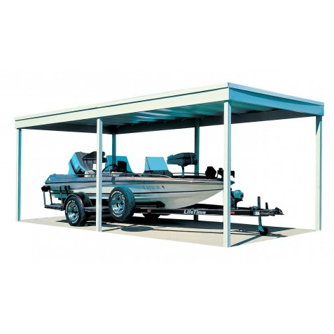 Arrow 10x20 Steel Carport Kit (CP1020)