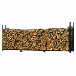 Shelter Logic 12ft Ultra Duty Firewood Rack Cover (90473)