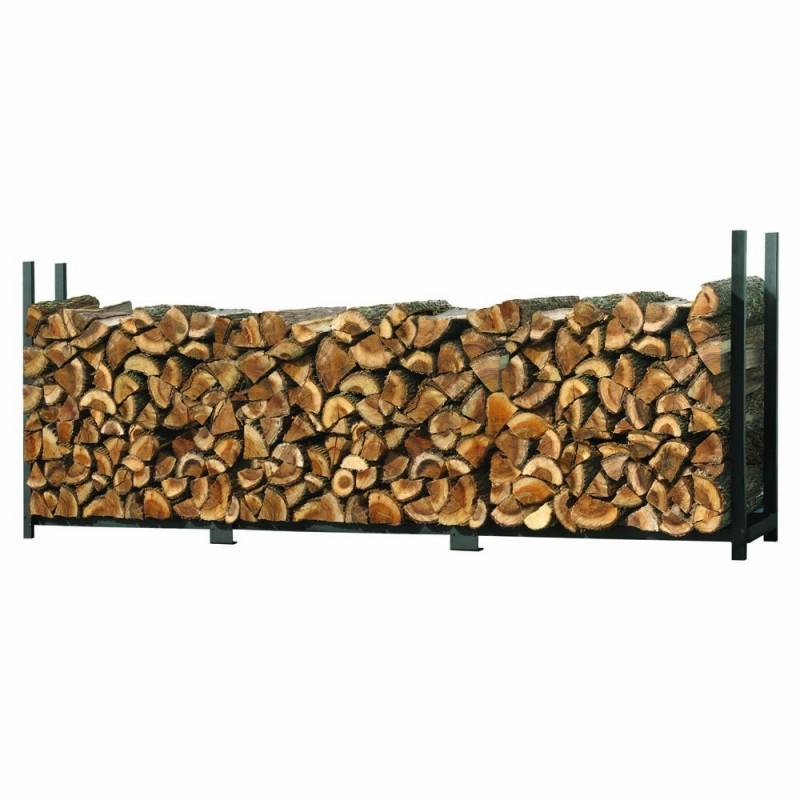 Shelter Logic 12ft Ultra Duty Firewood Rack Cover (90473)