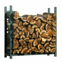 Shelter Logic 4ft Ultra Duty Firewood Rack Cover (90471)