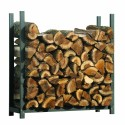 Shelter Logic 4ft Ultra Duty Firewood Rack Cover (90471)