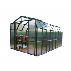 Rion 8x16 Grand Gardener 2 Greenhouse Kit - Twin Wall (HG7216)