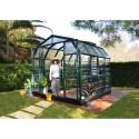 Rion 8x8 Prestige 2 Greenhouse Kit - Clear (HG7308C)
