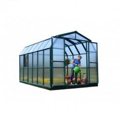 Rion 8x12 Prestige 2 Greenhouse Kit - Twin Wall (HG7312)
