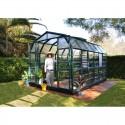 Rion 8x12 Prestige 2 Greenhouse Kit - Clear (HG7312C)