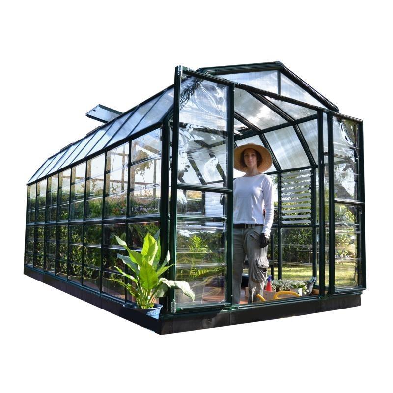 Rion 8xRion 8x16 Prestige 2 Greenhouse Kit - Clear (HG7316C)